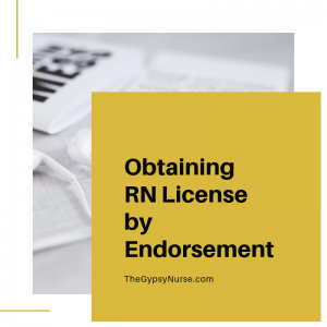RN License by Endorsement