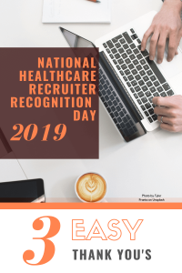 National Healthcare Recruiter Recognition Day