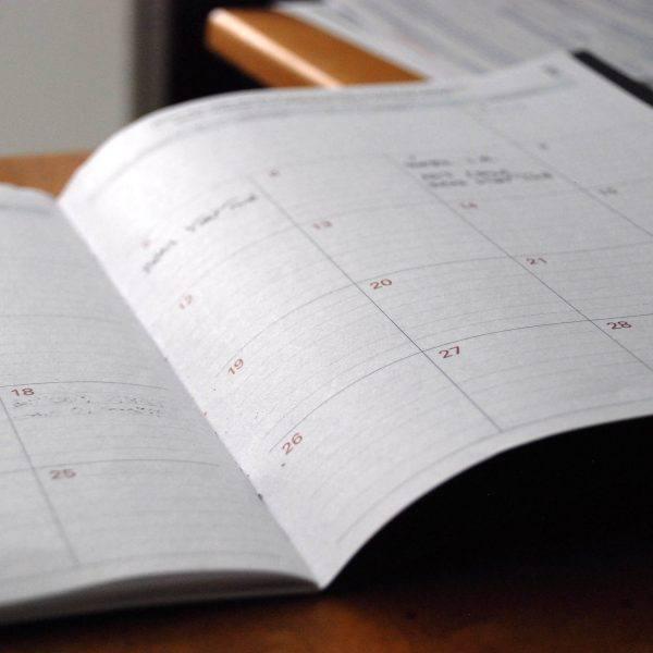 nursing recognition dates